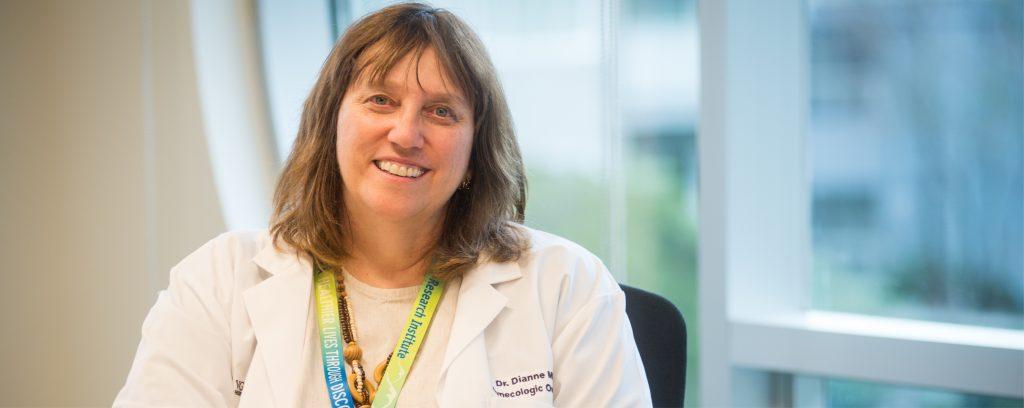Dr.DianneMiller, Gynecologic Oncologist at VGH