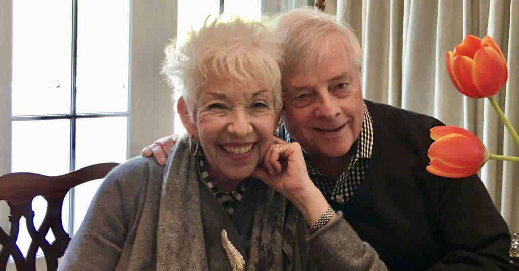 Bob and Trish Saunders